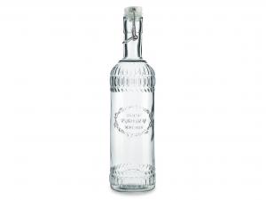 Bottiglia In Vetro Decoro Home 1,1  Cb1619h