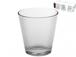 6 Bicchieri In Vetro Generation 25 Trasparente 52300