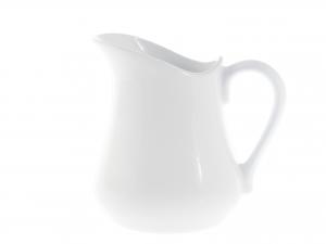 Lattiera In Porcellana Bianca Cc 550