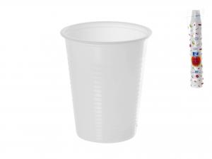 Confezione 100 Bicchieri Cc 80 Bianco   02015