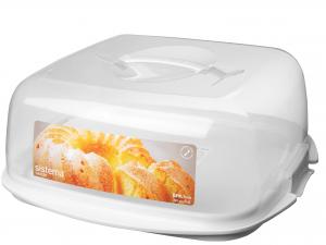 Portatorta Cupcake Polipropilene Bake It Con Manico 1260