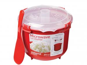 Cuociriso Polipropilene Microwave Lt2,6   1110