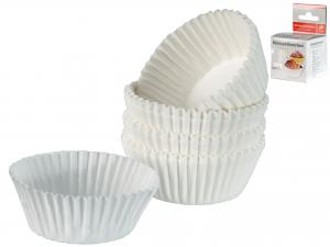 Confezione 100 Pirottini Cm3,5 Bianco 3512