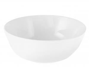 Coppa In Porcellana Bianco Cm18,5xh5         2063