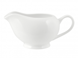 Salsiera Porcellana Bianco Cc650