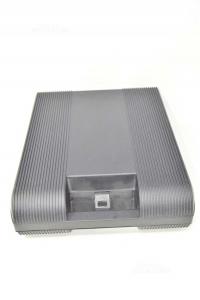 Case Per 24 Audio Cassettes Black In Plastic