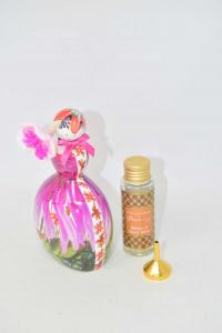 Baci Milano L'Imprevedibile diffusore di profumo Ceramica con fiore 16 Cm Nuovo