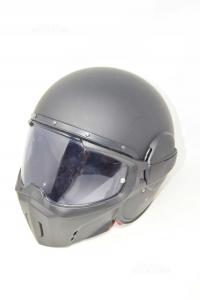 Helmet Motorcycle Caberg Fiber Ghost Sizexl Black With Bag