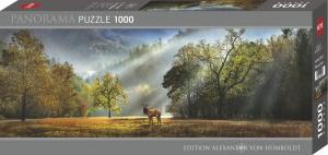 Heye 29947-Von Humboldt puzzle 1000 pz morning Salute