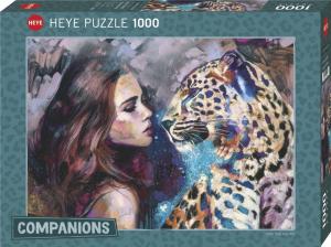 Heye 29959 - Companions puzzle 1000 pz Aligned Destiny