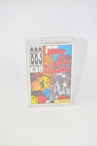 Audiocassetta 883 Hanno Ucciso L'uomo Ragno