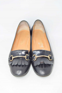 Shoes Woman Black N° 41 Casanova Venice True Leather Made In Italy