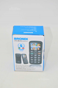 Cabinet Brondi Friend Simple + With Power Supply