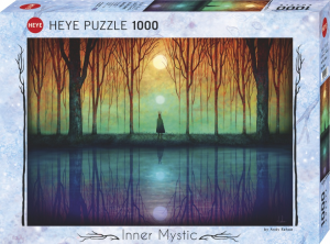 Heye 29940-Inner Mystic puzzle 1000 pz New Skies