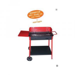 Barbecue a Carbonella 40x60x85H