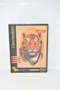 Puzzle Clementoni Tiger 500 Pieces