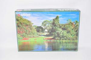 Puzzle Garden Florida 1500 Pieces