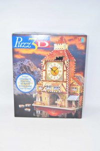 Puzzle In 3d The Watch Of The Torre 404 Pieces