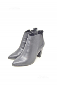 Ankle Boot Woman Obsel Black N°.37
