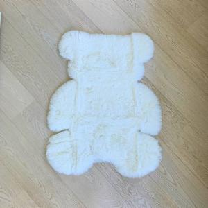 Tappeto orsetto pelliccia ecologica 60 X 80