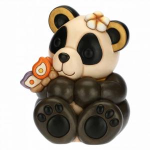 Panda con farfalla maxi Thun