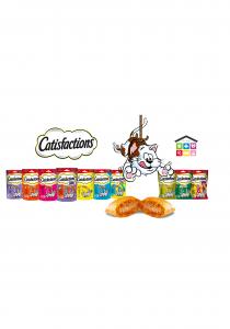 Catisfaction I snack per gatto 0,60g