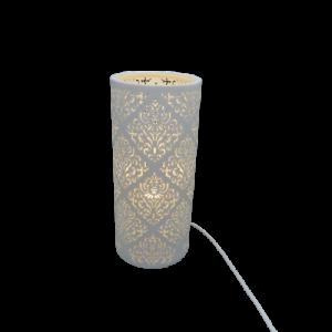 Brandani lampada Jacquard cm28
