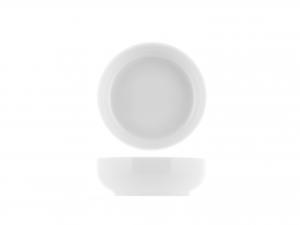 6 Coppette Porcellana Oslo Bianco Cm13
