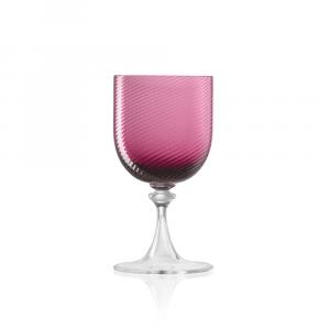 Calice Vino Rosso 3/62 Rigadin Ritorto Rubino