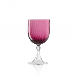 Calice Vino Bianco 3/62 Rigadin Ritorto Rubino