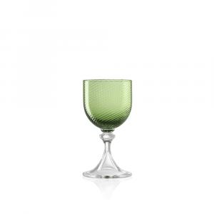 Calice Marsala 3/62 Rigadin Ritorto Verde Soraya