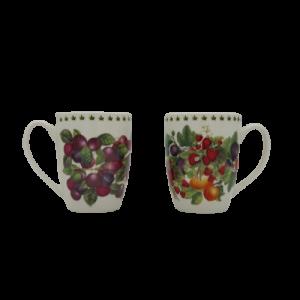 Brandani 2 tazze mug Le Primizie