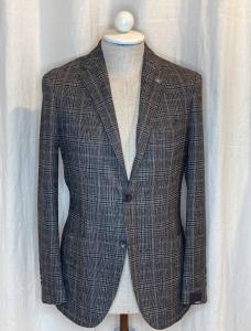 Giacca in lana tinto capo Lardini