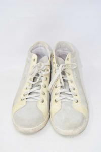 Shoes Woman Grey N° 41 Black Gardens