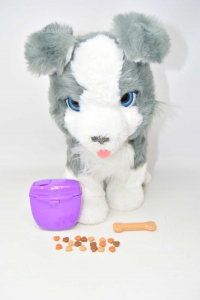 Fur Real Ricky The My Fedele Cucciolotto Hasbro.. Used Very Little,working
