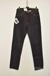 Jeans Uomo Calvin Klein Regular Fit Nuovo Tg. W33 L34