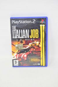 Videogioco Ps2 The Italian Job L.a. Heist