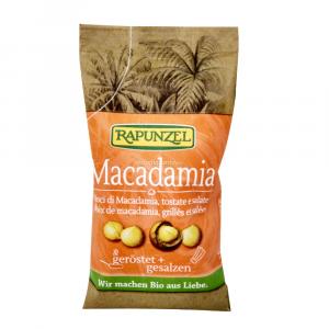 Noci di Macadamia Tostate e Salate