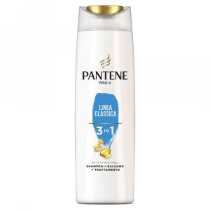 PANTENE Shampoo + Balsamo Linea classica 3 in 1 225 ml