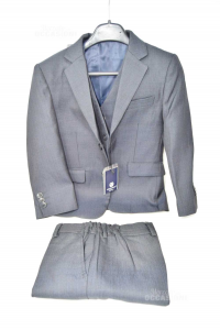 Complete Boy New Marshll 6 Years New Pants,jacket,gilèt