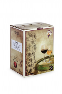 Merlot - Bag in box da 5 litri