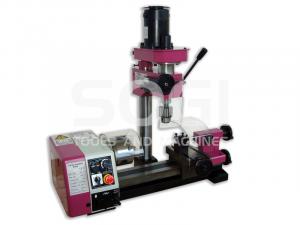 Tornio trapano fresa fresatrice macchina combinata SOGI MS-1 tornio da banco
