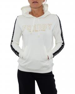 FREDDY FELPA HOODY