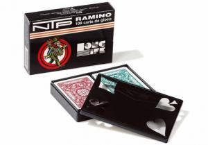 Dal Negro -264- 108 carte da gioco Ramino