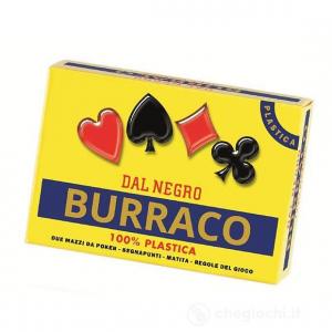 Dal Negro -848.Carte da giocoBurraco De Luxe