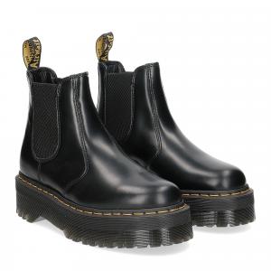 Dr. Martens Beatles Quad 2976 black polished smooth