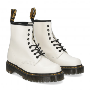 Dr. Martens Anfibio 1460 bex white smooth