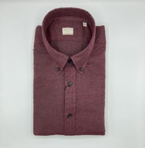 Camicia flanella di cotone Xacus