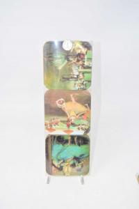 Set 6 Sotttobicchieri Images Square Degas