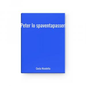 Peter - Spaventapasseri L Costs Nicoletta